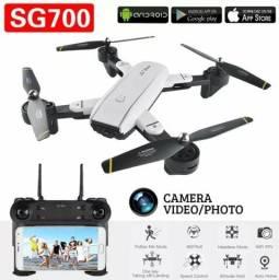 Drone SG 700, câmera + Sensor óptico. Novos