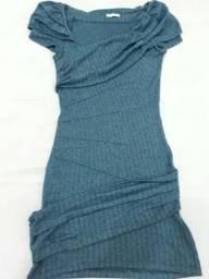 Lindo vestido de maguinha
