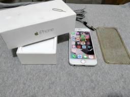 IPhone 6 prata 16gb