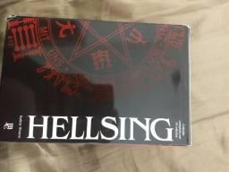 Coleção mangá Hellsing
