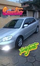 Corolla top de linha - 2003
