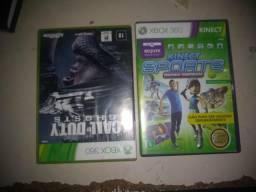 CD de jogos Xbox 360