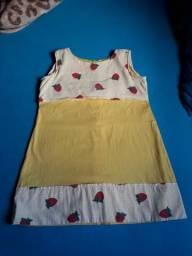 Vestidinho de menina
