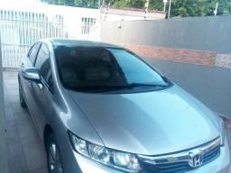 Honda Civic LXL automático completo - 2012