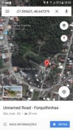 Terreno em Forquilhinhas São José