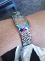 Relógio smartband xiaomi mi band 3
