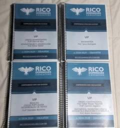Coleção Apostilas Rico Domingues VIP