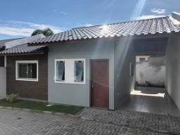 R#a. Linda Casa 2 dormitórios Ingleses-SC/48 99822-9631