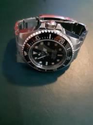 Relógio de luxo lindo rolex