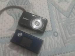 Câmera fotográfica desapego