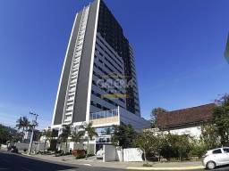 Apartamento para alugar com 1 dormitórios em Centro, Joinville cod:6664