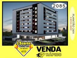 Apartamento 2 Quartos para Venda em João Pessoa, Cabo Branco, 2 dormitórios, 1 suíte, 2 ba