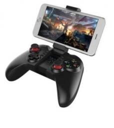 Controle Joystick Android Celular Bluetooth Gamer