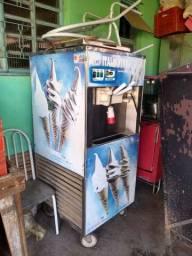 Máquinas de sorvete