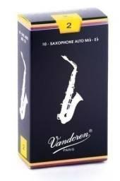Caixa Palheta Saxofone Alto