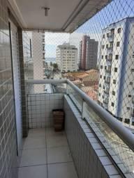 2 dormitórios novo com suíte e vista mar- Praia Grande