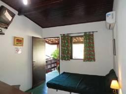 Suite 4 pessoas - wifi, ar cond. a 300 m da praia Maranduba- Ubatuba