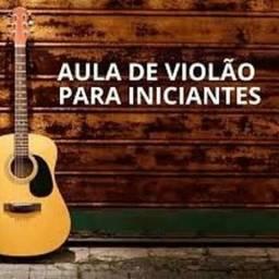 Aula de violão para iniciantes