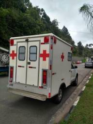 Hillux ambulância diesel - 2008