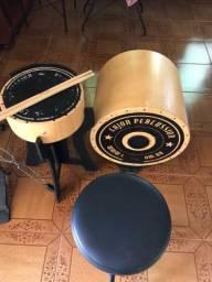 Bateria Cajon - Bateron (Excelente)