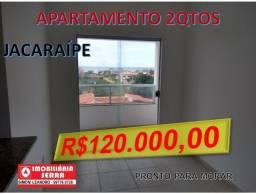 SCL - S24 - Vendo Apartamento em Jacaraípe pelo programa casa verde e amarela, Ligue já!
