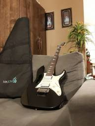 Guitarra strinberg - troco em xbox 360,contrabaixo ou em ukulele soprano ou concert