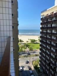 Apartamento, Pompéia, Andar Alto, 2 dorm, Vista Para o Mar, Quadra da Praia