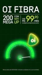 Planos de celular e fibra de 200 a 400 megas