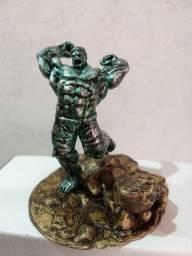 Hulk - impressão em 3D