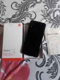 Redmi Note 7 space Black