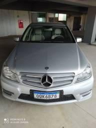 Mercedes c180 único dono baixo km