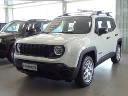 Jeep Renegade Sport 1.8 Automático Flex 2020/2021 0Km