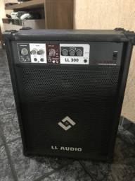 Caixa Amplificada Multiuso Linha LL 300 USB LL Audio