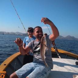 Programe sua pescaria, 500 $