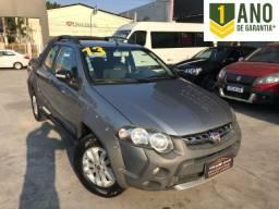 Fiat Strada 1.8 Adv. CD Aut. 2013(Petterson *)