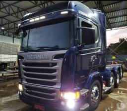 Scania R.440 streamline 8x2