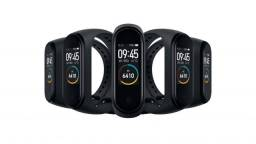 SmartMi Smart Band 5 12xSem-juros/Garantia/Nota Fiscal/Loja Fisica