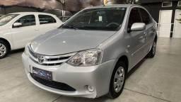 Título do anúncio: Toyota etios 1.5 flex   2013    ( super novo )