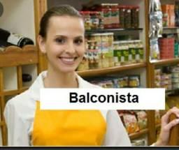 Título do anúncio: Procuro balconista com experiência para trabalhar no comércio