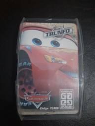 Título do anúncio: Super Trunfo Carros - ANTIGO