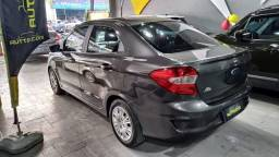 Ka Sedan 1.5 - 2019 -Automático -Cinza