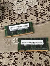 Título do anúncio: Memória RAM Samsung 2gb