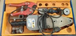 Título do anúncio: Maquina de solda para TUBO PP 220v