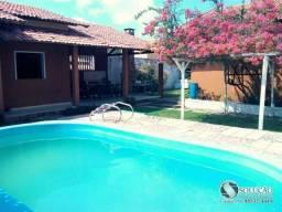 Casa com 4 dormitórios para alugar, 1 m² por R$ 1.500,00/dia - Farol Velho - Salinópolis/P