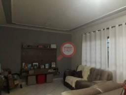 Casa com 3 dormitórios à venda por R$ 270.000,00 - Cohab III - Botucatu/SP