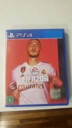 Jogo FIFA 20 PS4