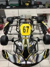 Kart Mini 2018 sem soldas