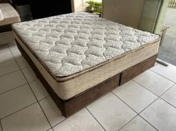 cama box Maxflex queen size beleza e qualidade
