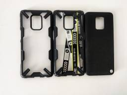 Título do anúncio: Três capinhas Premium para Redmi Note 9s