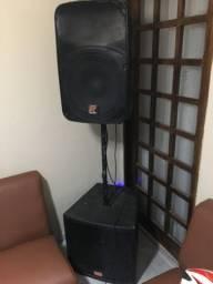 Aluguel de Som - Bluetooth ($150) promo